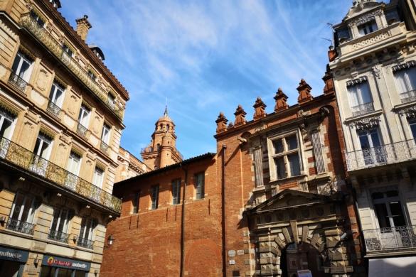 Hôtel d'Assézat in Toulouse