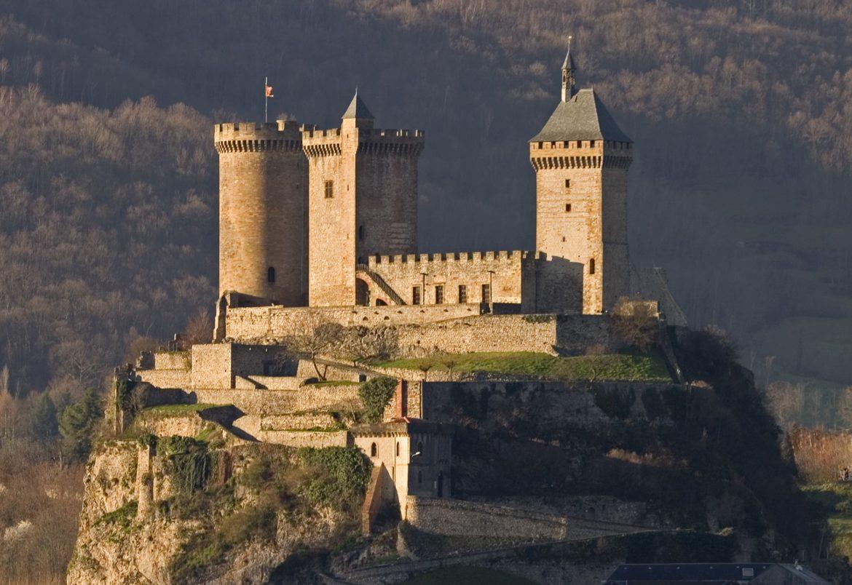 Chaâteau De Foix