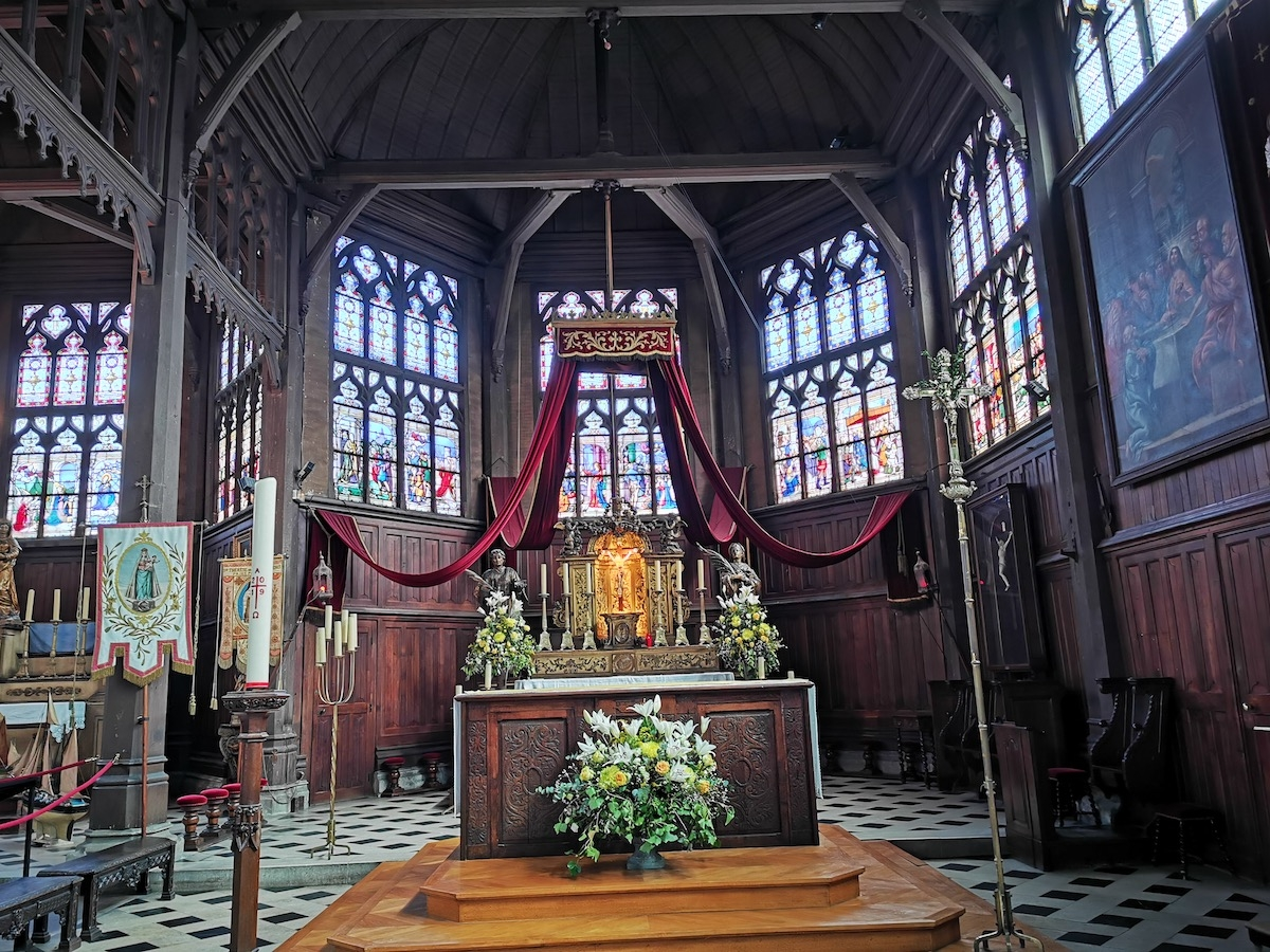 Saint-Catherine's Church