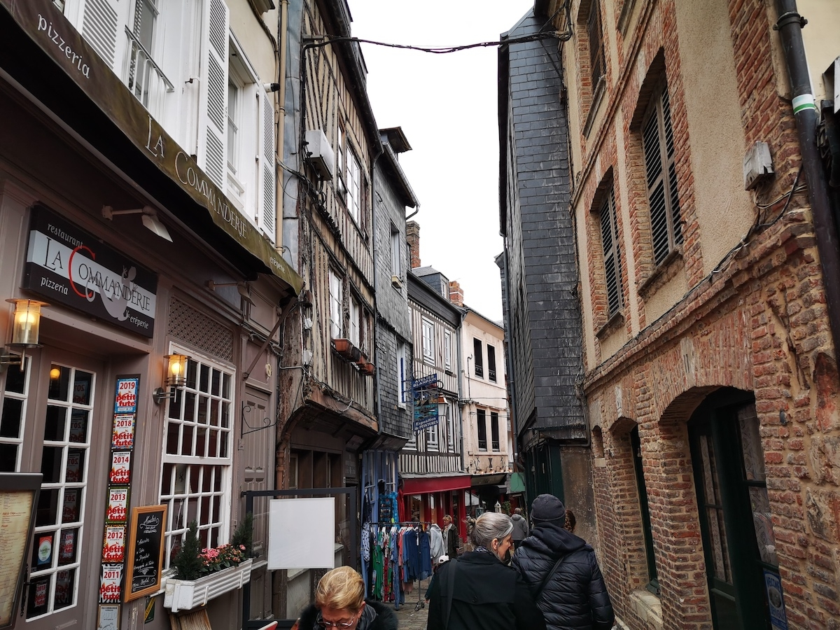 Honfleur in Normandy