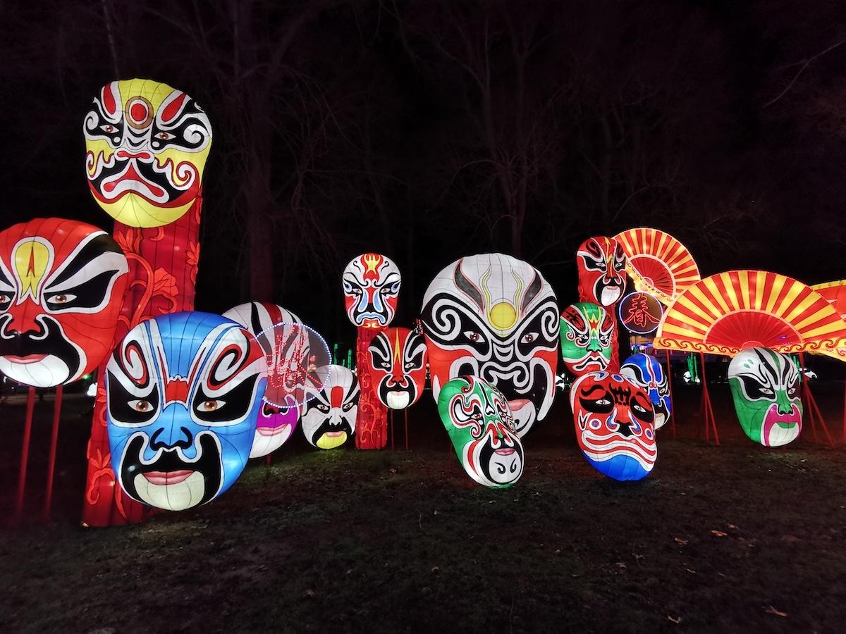 Gaillac Lantern Festival