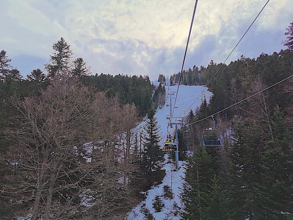 Ascou is Pyrénées ski station