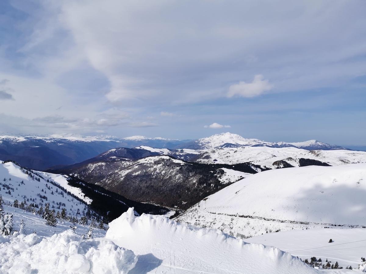 Ascou is a Pyrénées ski station