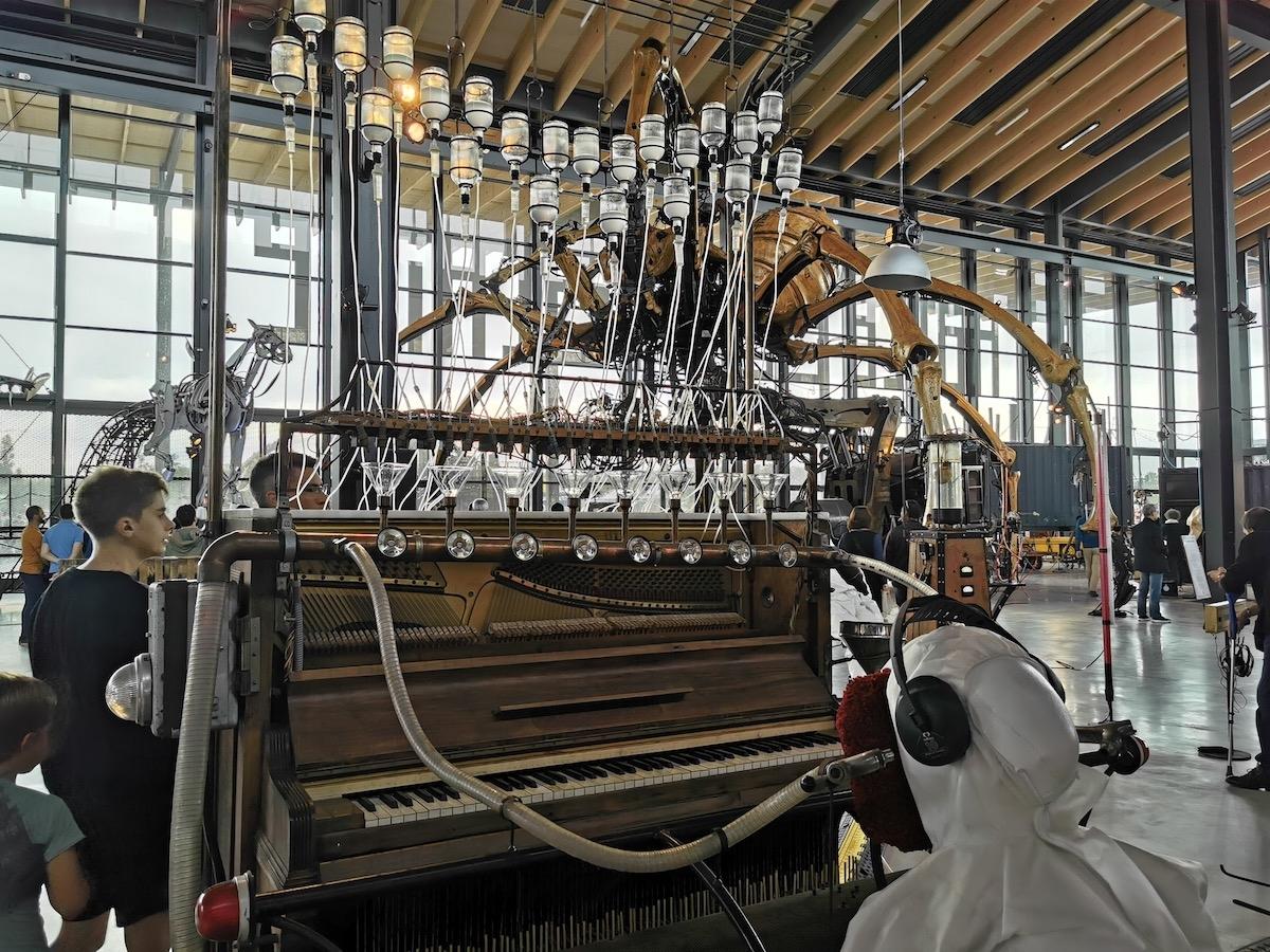 La Halle de la Machine