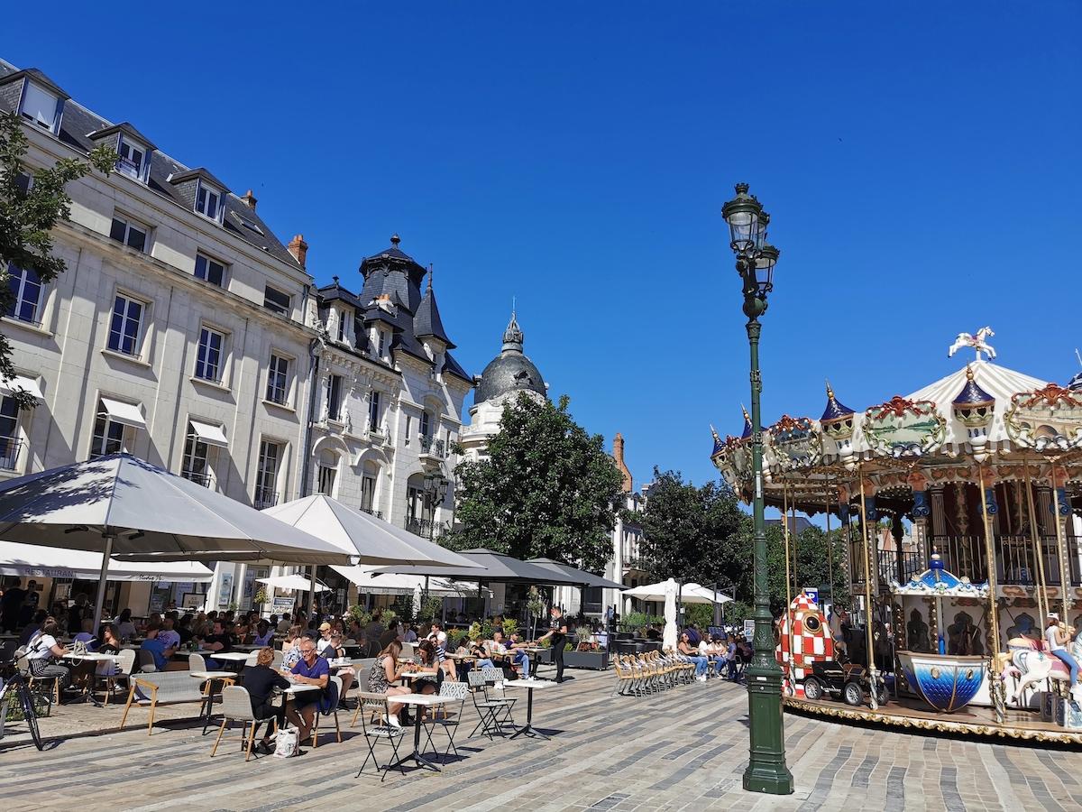 Place du Matroi Orléans
