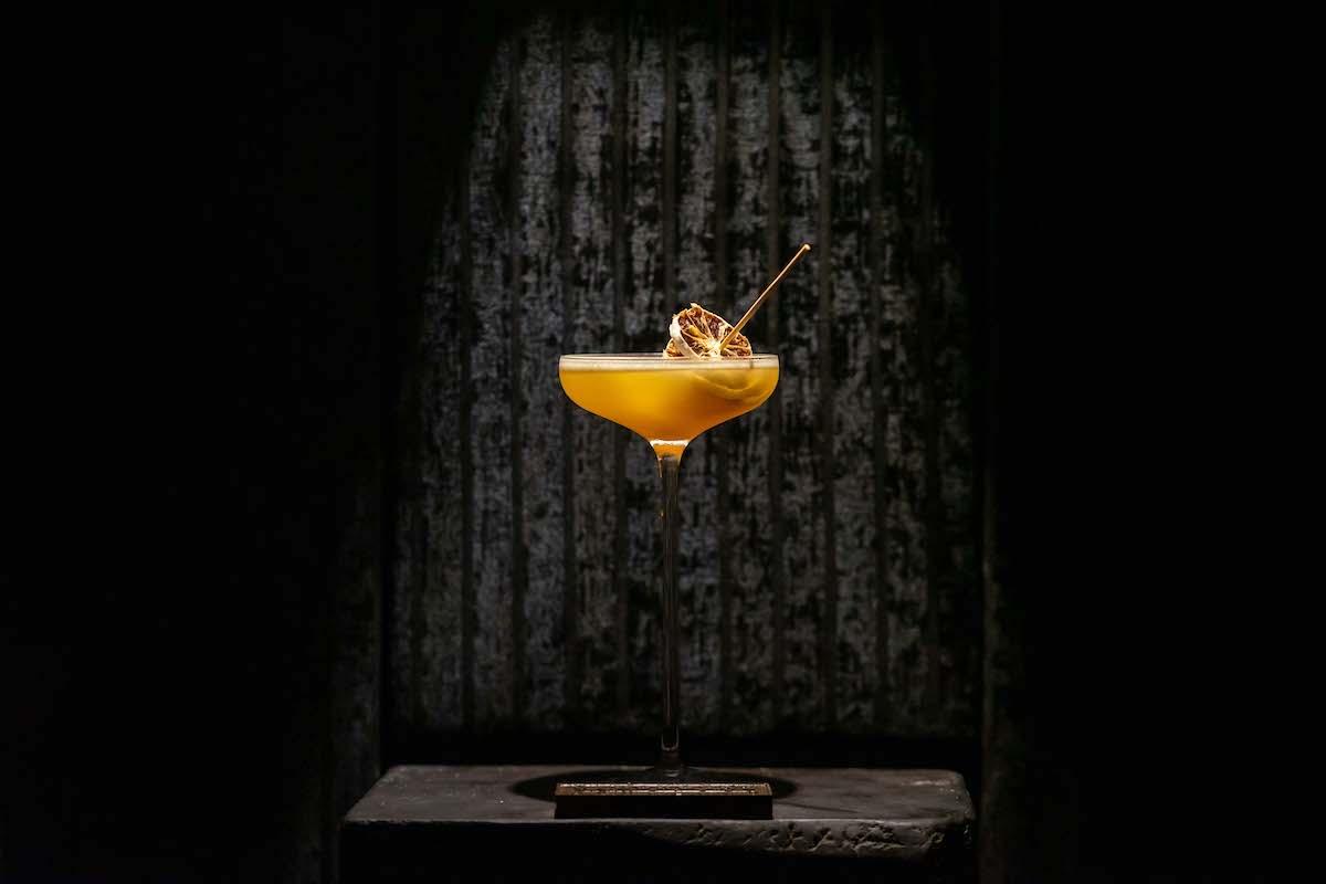 Armagnac Cocktails:  Jumping Jack